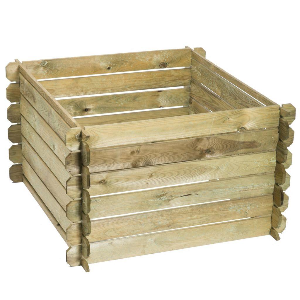 Composteur en bois: comment ça marche?